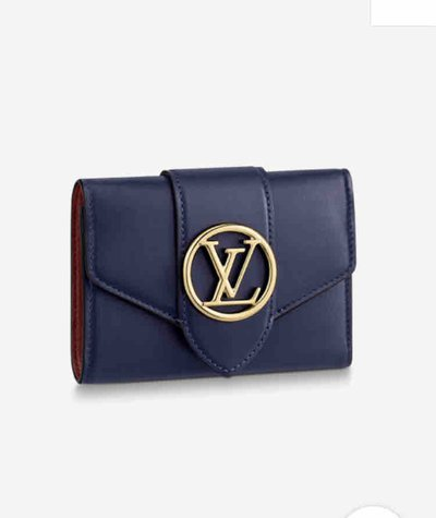 Louis Vuitton Wallets & Purses COMPACT LV PONT 9 Kate&You-ID9724