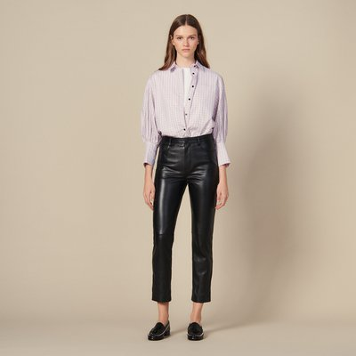 Sandro - Straight Trousers - for WOMEN online on Kate&You - SFPPA00259 K&Y2601