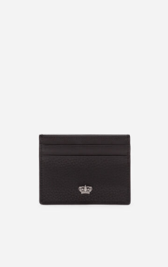 Dolce & Gabbana Portefeuilles et Porte-documents PORTE-CARTES DE CRÉDIT EN CUIR DE VEAU TOUCH AVEC  Kate&You-ID8585