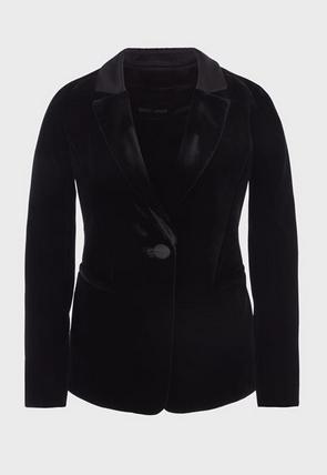 Giorgio Armani Fitted Jackets Kate&You-ID9904