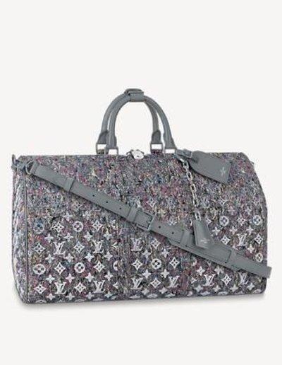 Louis Vuitton Сумки-почтальонки KEEPALL Kate&You-ID11793