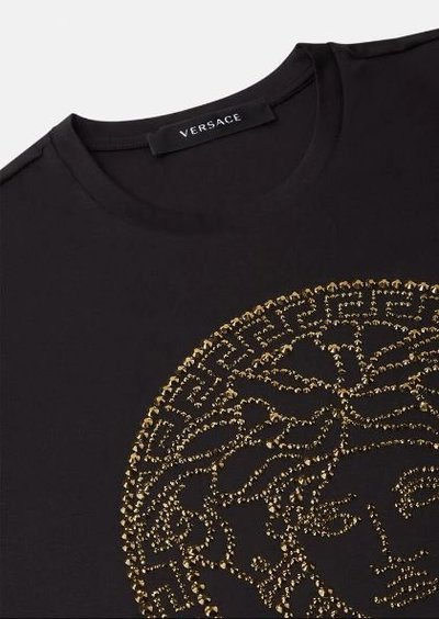 Versace - T-shirts - for WOMEN online on Kate&You - 1001529-1A01125_2B130 K&Y11818