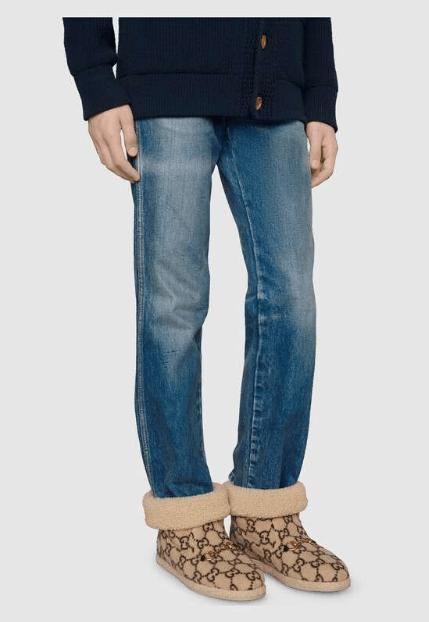 Gucci - Stivali per UOMO online su Kate&You - 593517 G38M0 9770 K&Y6188