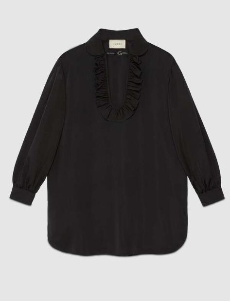Gucci - Chemises pour FEMME online sur Kate&You - 611468 ZADVW 1000 K&Y6997