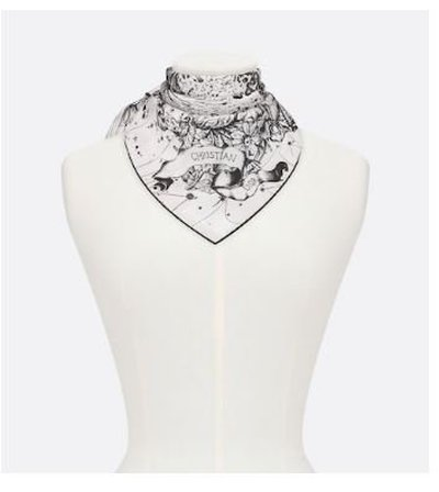 Dior - Scarves - for WOMEN online on Kate&You - 15ZOD055I607_C011 K&Y12113