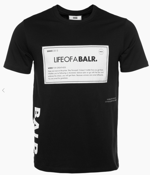 Balr T-Shirts & Vests Kate&You-ID7018