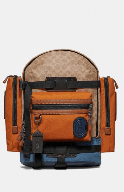 Coach Backpacks & fanny packs Kate&You-ID6409