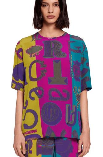Roberto Cavalli - T-shirts per DONNA online su Kate&You - LQT644SQA0109000 K&Y9824