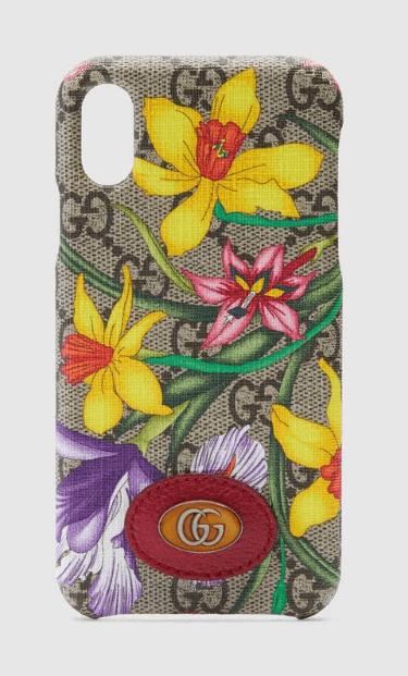 Gucci - Coques Smartphone pour FEMME online sur Kate&You - 600926 HVEBC 8658 K&Y6366