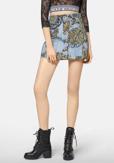 Versace - Mini skirts - for WOMEN online on Kate&You - E71HAE857-EDW00901P_E904 K&Y11422