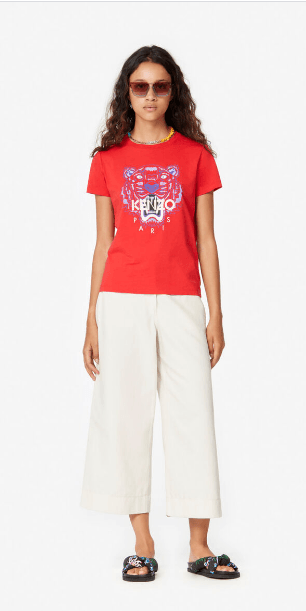 Kenzo - T-shirts - for WOMEN online on Kate&You - FA52TS7214YB K&Y6843