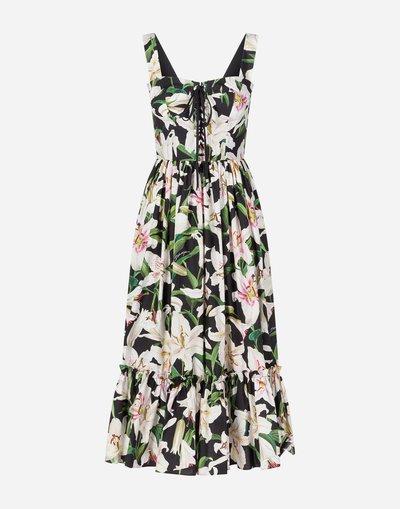 Dolce & Gabbana - Robes Longues pour FEMME online sur Kate&You - F6E3XTHS5EOHNKK8 K&Y2110