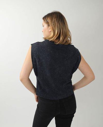 Pimkie - T-shirts - T-SHIRT WONDER WOMAN GRIS FONCÉ for WOMEN online on Kate&You - 408561824N424010 K&Y11943