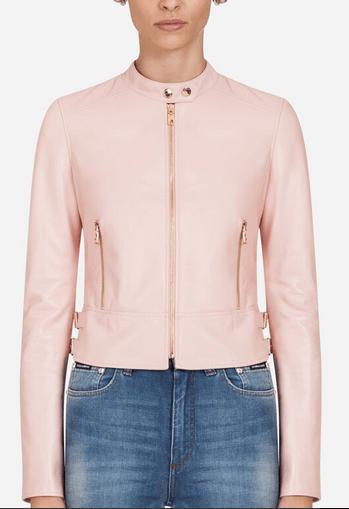 Dolce & Gabbana Vestes en Cuir Kate&You-ID9175