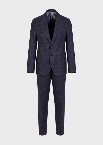 Giorgio Armani - Formal Suits - for MEN online on Kate&You - 9WGAV014T00DZ1UBWF K&Y2215