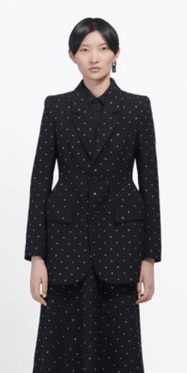 Balenciaga - Vestes Ajustées pour FEMME online sur Kate&You - 571278TGT901000 K&Y6286