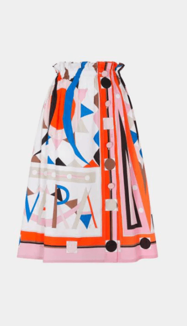 Emilio Pucci 3_4 length skirts Kate&You-ID8160