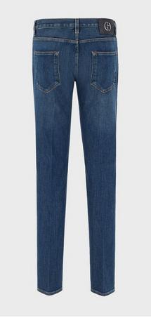 Giorgio Armani - Jeans slim-fit per UOMO online su Kate&You - 3HSJ60SDF7Z1UBN8 K&Y9242