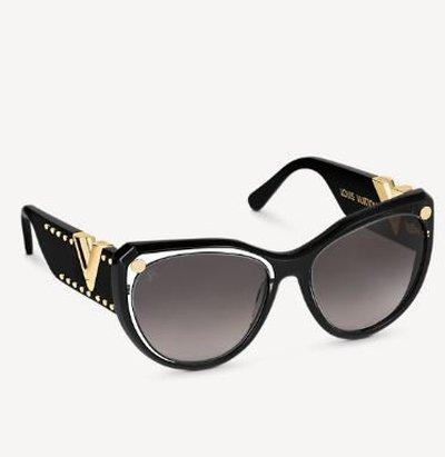 Louis Vuitton Sunglasses À CLOUS MY FAIR LADY Kate&You-ID11057