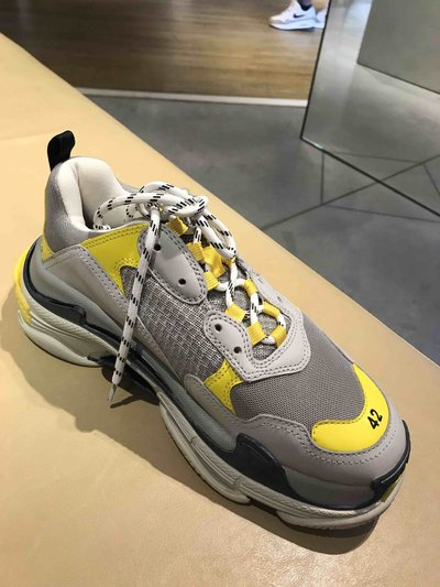 Balenciaga - Trainers - Triple S for MEN online on Kate&You - K&Y1717