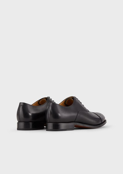 Giorgio Armani - Chaussures à lacets pour HOMME online sur Kate&You - X2C482XF222100006 K&Y1835