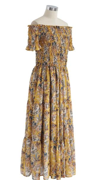 Длинные платья - Chicwish для ЖЕНЩИН онлайн на Kate&You - D190604021 - K&Y7484