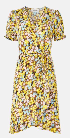 Платья средней длины - Diane Von Furstenberg для ЖЕНЩИН онлайн на Kate&You - 14370DVF - K&Y8716