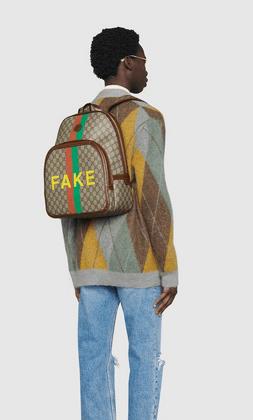 Рюкзаки и поясные сумки - Gucci для МУЖЧИН онлайн на Kate&You - 636654 2GCCG 8289 - K&Y9549
