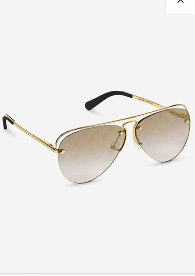 Louis Vuitton Sunglasses GREASE Kate&You-ID9725