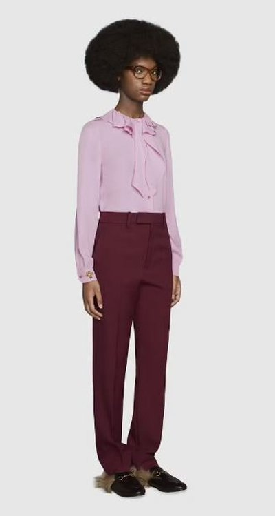 Gucci - Shirts - for WOMEN online on Kate&You - 662332 ZFZ91 5800 K&Y11843