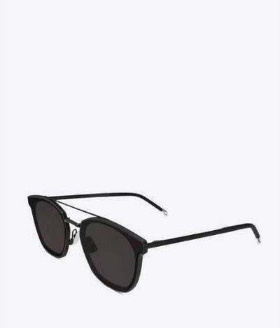Yves Saint Laurent - Sunglasses - CLASSIC SL 28 METAL for MEN online on Kate&You - 508622Y99021006 K&Y11711