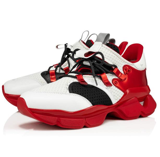 Christian Louboutin - Sneakers per UOMO online su Kate&You - 3191623CMA3 K&Y5954