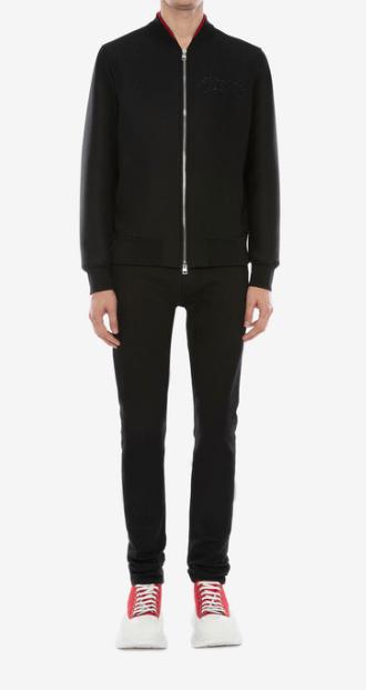 Куртки бомбер - Alexander McQueen для МУЖЧИН онлайн на Kate&You - 599313QOU321000 - K&Y7732