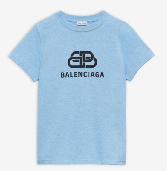 Balenciaga T-Shirts & Vests Kate&You-ID6284