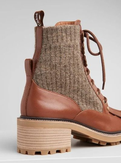 Chloé - Boots - for WOMEN online on Kate&You - CHC21A496L4236 K&Y11977
