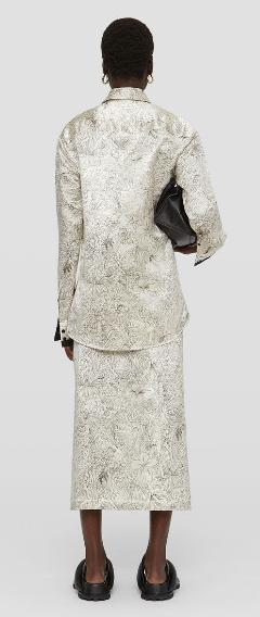 Jil Sander - 3_4 length skirts - for WOMEN online on Kate&You - JSPS350555-WS331930A K&Y10476