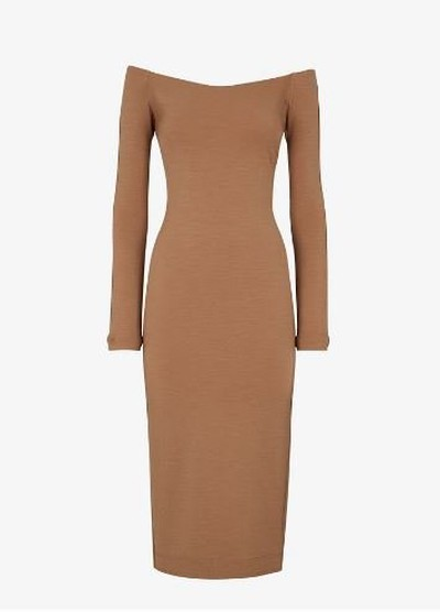 Fendi Midi dress Kate&You-ID12501