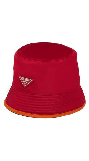 Prada - Bonnets & Chapeaux pour FEMME online sur Kate&You - 1HC137_2A1E_F0HGT K&Y7980