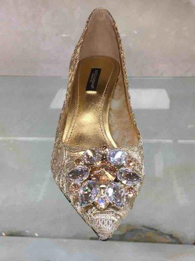 Dolce & Gabbana - Pumps per DONNA Escarpin Bellucci Rainbow Lace online su Kate&You - K&Y1544