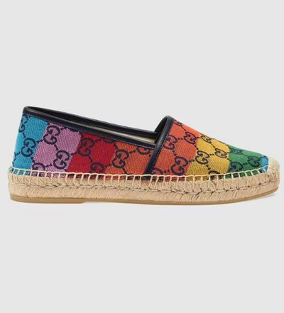 Gucci - Espadrilles - for WOMEN online on Kate&You - 663674 2U010 4680 K&Y11494