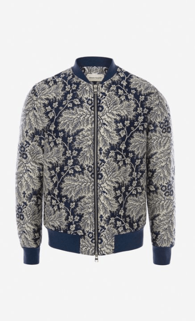 Alexander McQueen Bomber Jackets Kate&You-ID7733