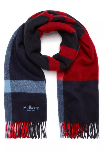 Mulberry - Sciarpe & Foulards per DONNA online su Kate&You - VS4246-774L657 K&Y6817
