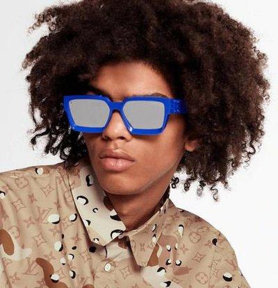Louis Vuitton - Occhiali da sole per UOMO online su Kate&You - Z1277W K&Y4581