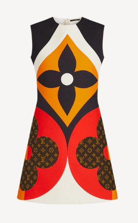 Louis Vuitton - Vestiti corti per DONNA online su Kate&You - 1A8LS8 K&Y10040