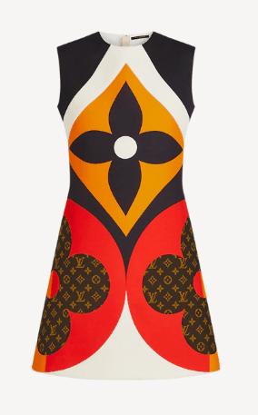 Louis Vuitton Robes Courtes Kate&You-ID10040