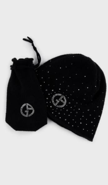 Emporio Armani - Bonnets & Chapeaux pour FEMME online sur Kate&You - 7973249A593172220 K&Y5694