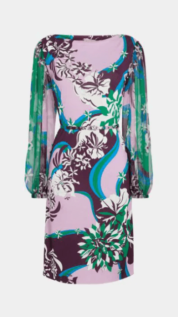 Emilio Pucci Robes Mi-longues Kate&You-ID8106