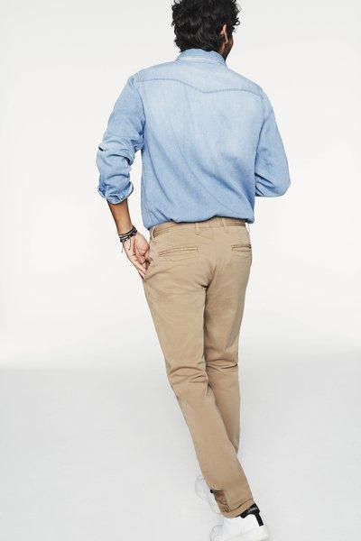 Ba&Sh - Pantalons Chino pour HOMME online sur Kate&You - K&Y2164