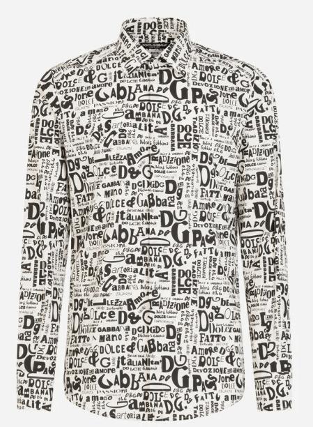 Dolce & Gabbana Shirts Kate&You-ID10066