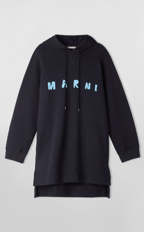 Marni - Sweatshirts & Hoodies - oversize for WOMEN online on Kate&You - FLJE0095P1SCQ88LOB99 K&Y8622